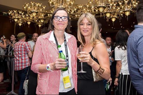 Clare Binns and Sara Frain of Picturehouse Entertainment